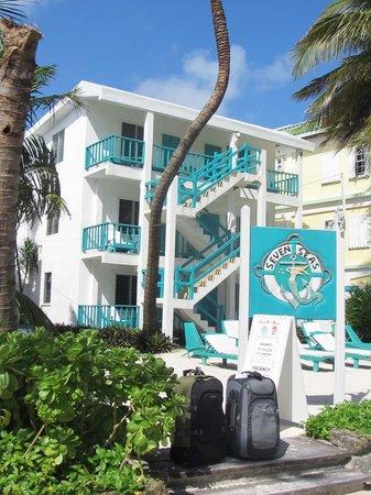 Seven Seas Resort : Seven Seas