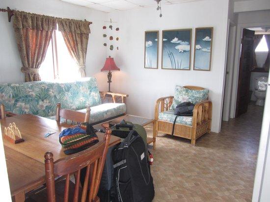Seven Seas Resort : Living Room