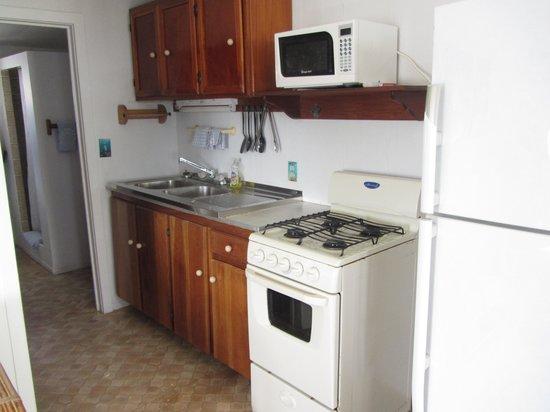 Seven Seas Resort : Kitchen