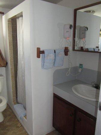 Seven Seas Resort: Bath