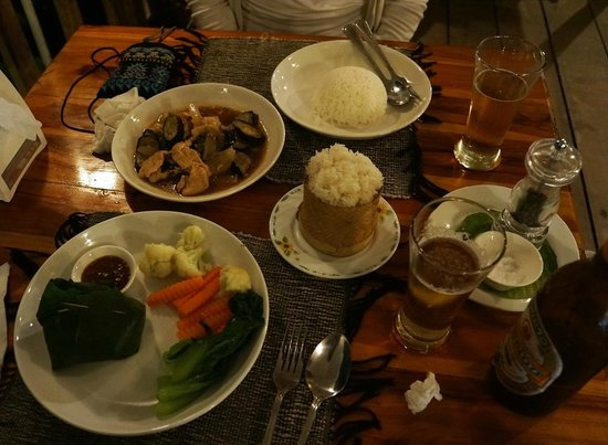 Rosella Fusion Restaurant : A delicious meal