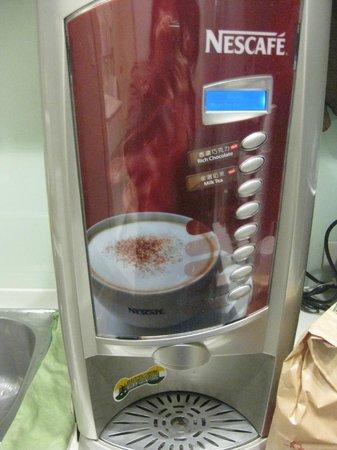 CityInn Hotel - Taipei Station Branch I : 堪稱完美的茶水間