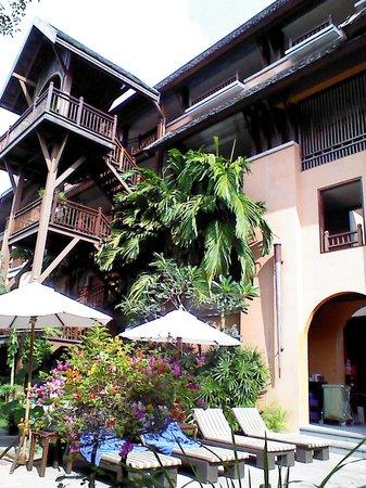 Mercure Samui Chaweng Tana Hotel : view