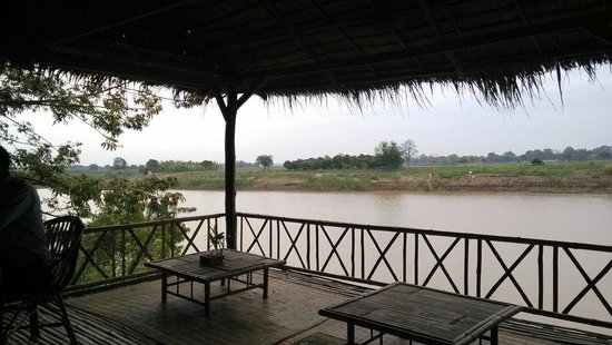 View from Phum Khmer Guesthouse