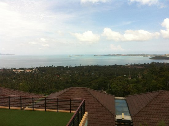 Mantra Samui Resort: Morning view