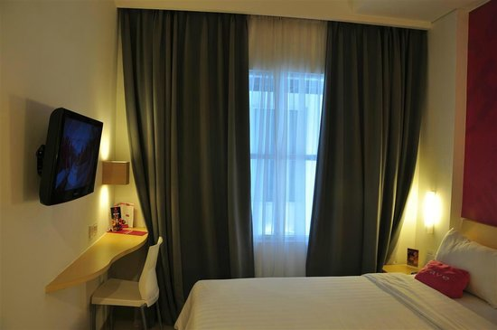 favehotel Kemang: The room is small, bright, well lighted and very clean