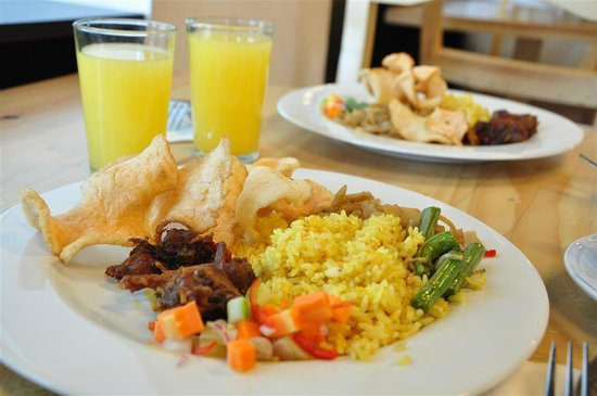 favehotel Kemang: Fried Rice