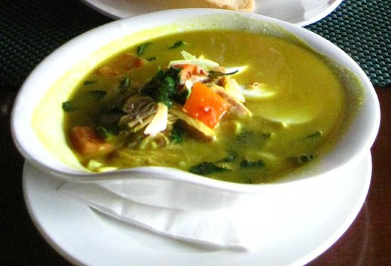 Root & Branch: soto ayam