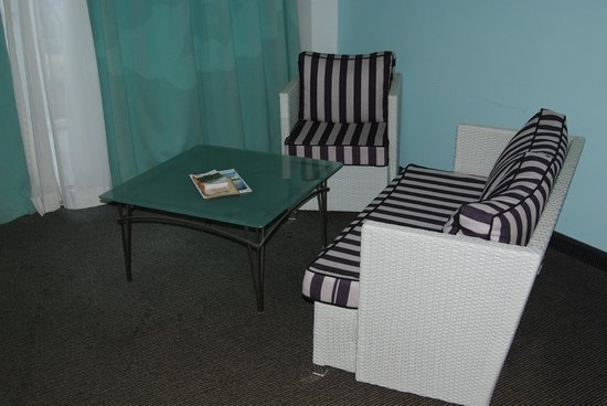 Hotel Juliani: Жилая зона