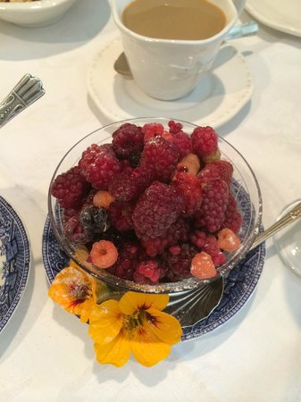 Rippinvale Retreat: Fresh Berries