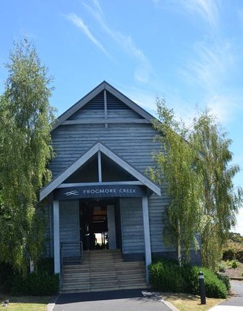 Frogmore Creek: great place