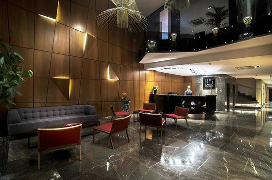 Ilayda Avantgarde Hotel: RESEPSİYON