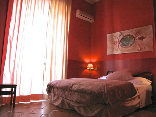 Chiaia Bed & Breakfast: Pompei room