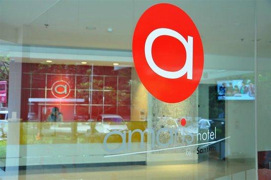 Amaris Hotel Padjajaran Bogor : Entrance - Amaris Hotel Padjajaran-Bogor