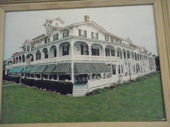 Cape May Point State Park: Hotel Chalfonte cape may