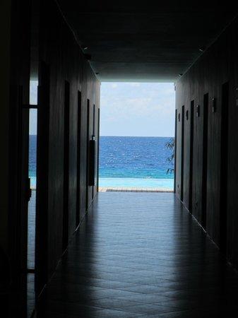 Avila Beach Hotel: tolle Aussicht aufs offene Meer