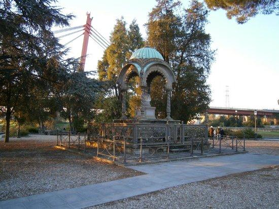 La Casina dell'Indiano: Monumento all'Indiano