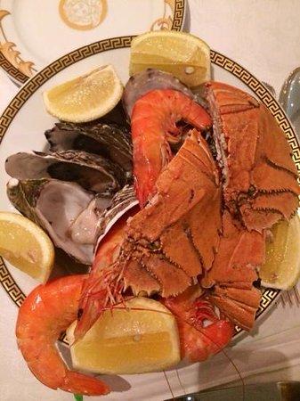 Il Barocco: seafood