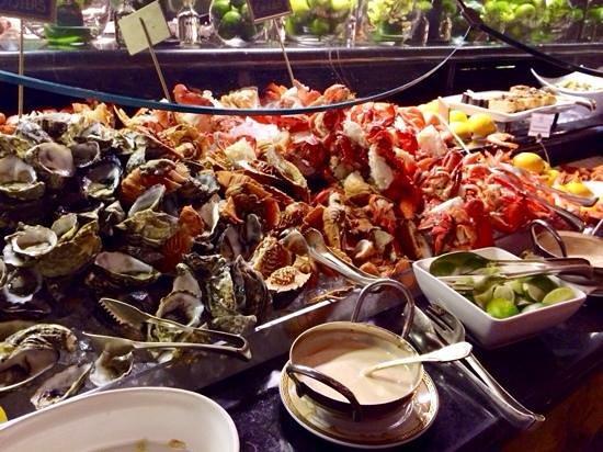 Il Barocco: seafood bar