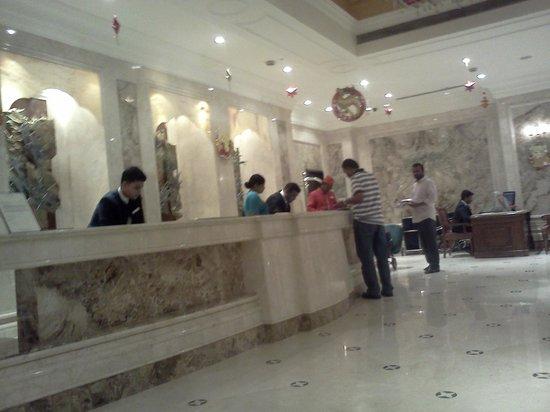 The Accord Metropolitan: Lobby