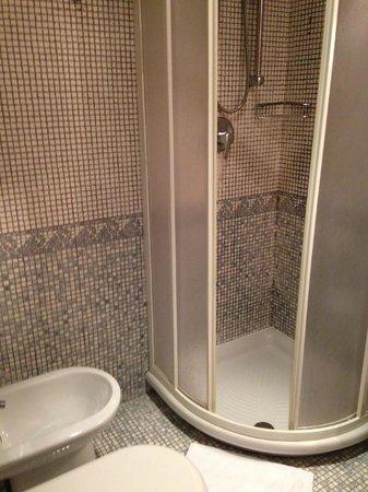 Hotel Serena : Ванная