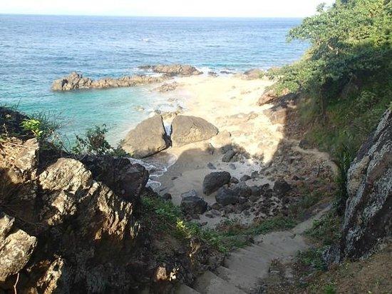 Tuko Beach Resort: a beach nearby