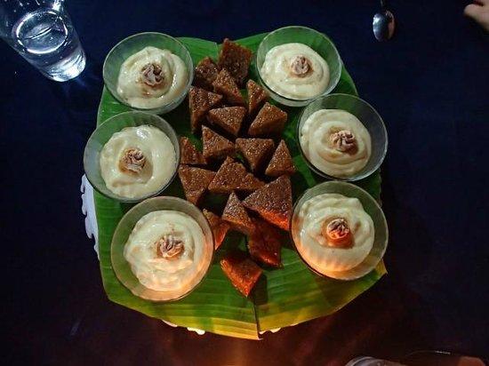 Tuko Beach Resort: Dessert