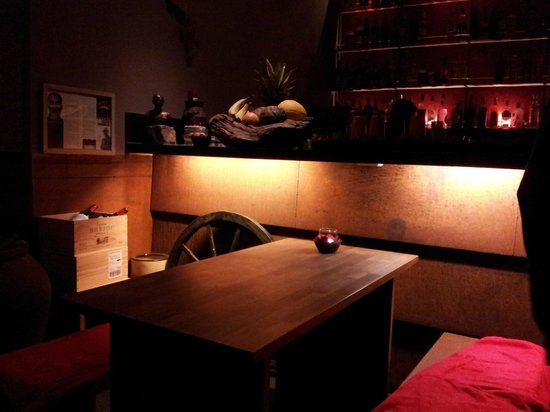 Mao Thai: Restaurant view