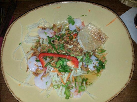 Mao Thai: First plate