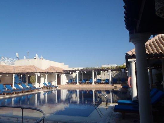 JW Marriott Hotel Dubai: The pool