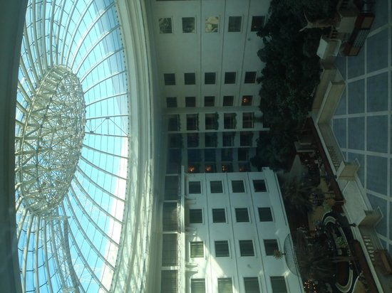 JW Marriott Hotel Dubai: The view from room