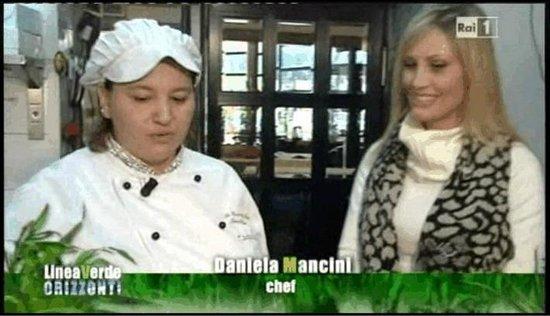 La Casina delle Rose: La nostra Chef Daniela Mancini a Linea Verde