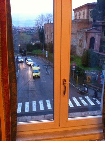 Hotel Italia: Vista dalla stanza 252