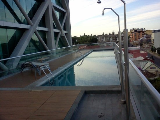 Four Points by Sheraton Los Angeles : Pool
