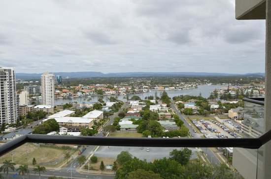 View From 14th Floor Picture Of Qt Gold Coast Surfers