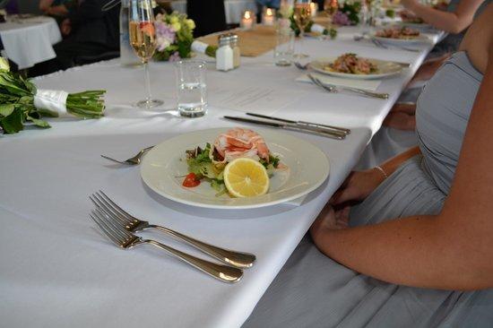 Pier01 Restaurant & Cafe: Entree