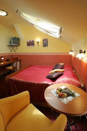 Hotel Roudna, Plzen: Double room