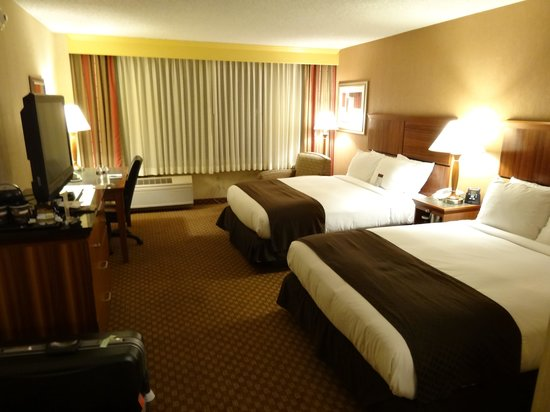 DoubleTree by Hilton Grand Junction: 2 DOUBLE BEDS