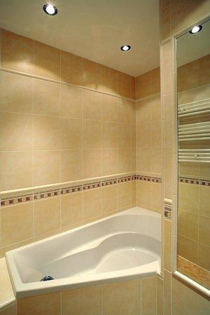 Hotel Roudna: Bathroom