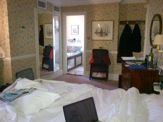 11 Cadogan Gardens : Deluxe room