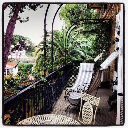 La Casa di Anny: Balcone suite