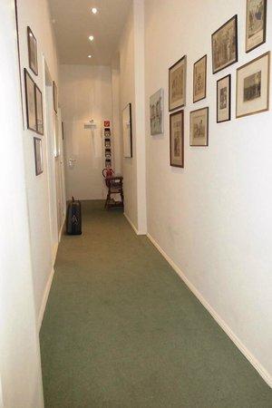 Hotel Pension Fasanenhaus: Corridoio dell'appartamento