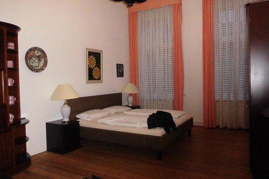 Hotel Pension Fasanenhaus: Camera 1