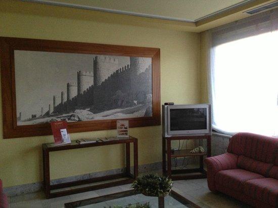 Hotel Don Carmelo: salón