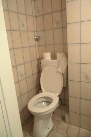 Hotel Pension Fasanenhaus: Water separato
