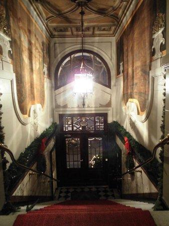 Hotel Pension Fasanenhaus: Entrata hotel