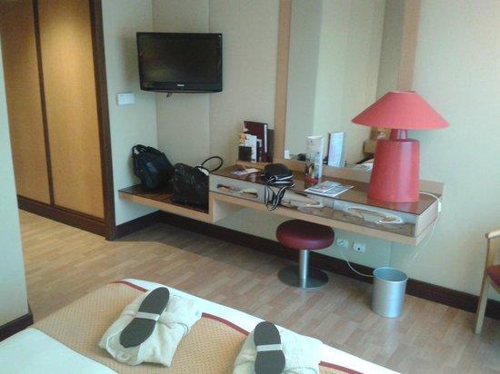 Hôtel Spa du Beryl : chambre