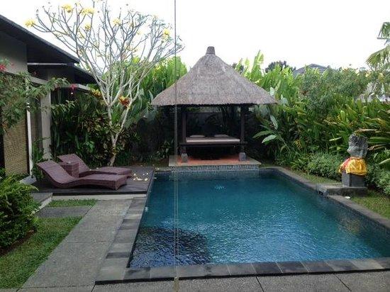 Park Hotel Nusa Dua : 1 Bed Villa Pool