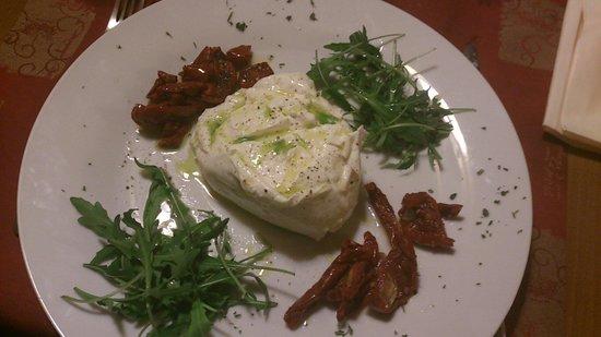 Donizetti: Burrata!