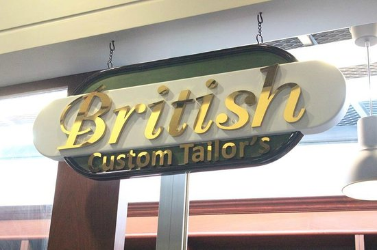 ‪British Custom Tailors‬